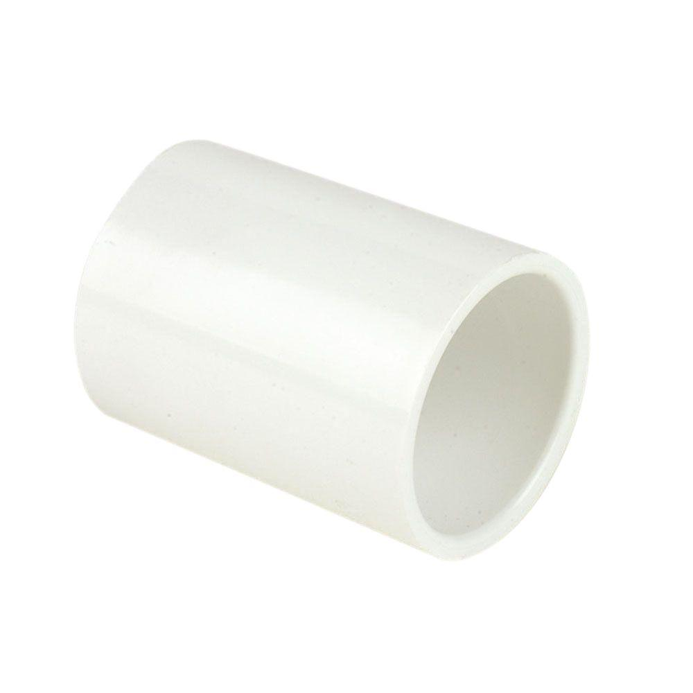 1/2 in. Schedule 40 PVC Coupling