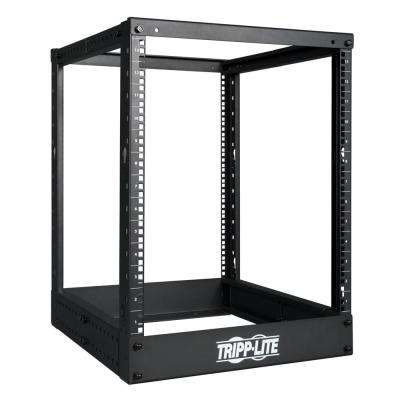 13U SmartRack 4-Post Open Frame Rack
