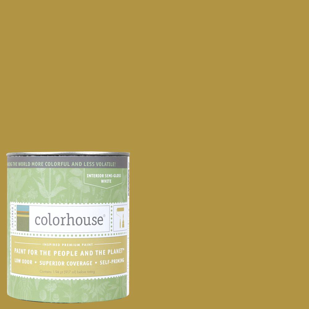1 qt. Beeswax .06 Semi-Gloss Interior Paint