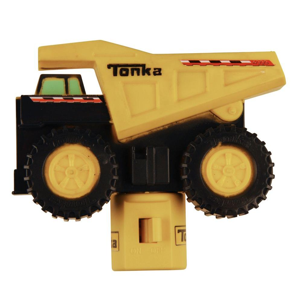 Meridian Hasbro Tonka Truck Switch Led Night Light