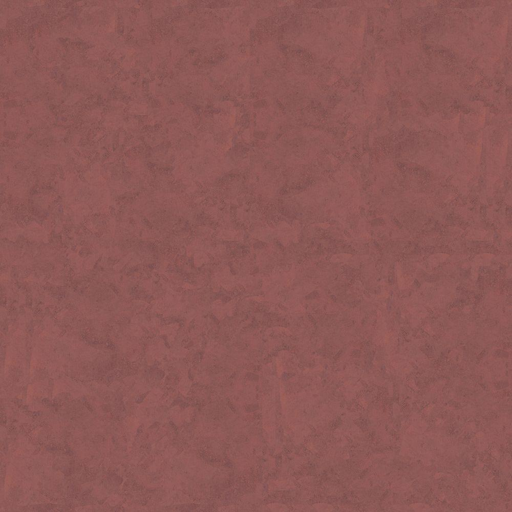 The Wallpaper Company 8 in. x 10 in. Purple Faux Plaster Wallpaper Sample