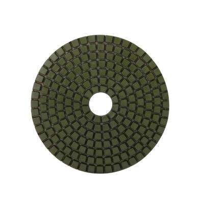 4 in. 400 Grit Resin Wet Polishing Pad