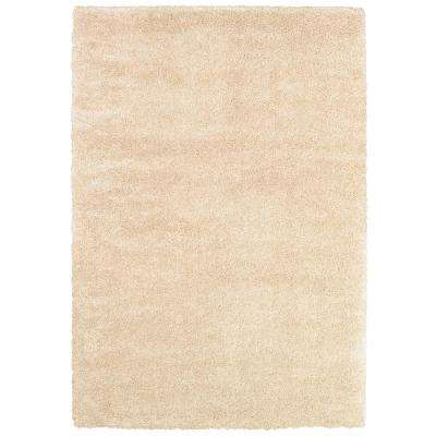 Bromley Breckenridge Snow 5 ft. x 8 ft. Area Rug