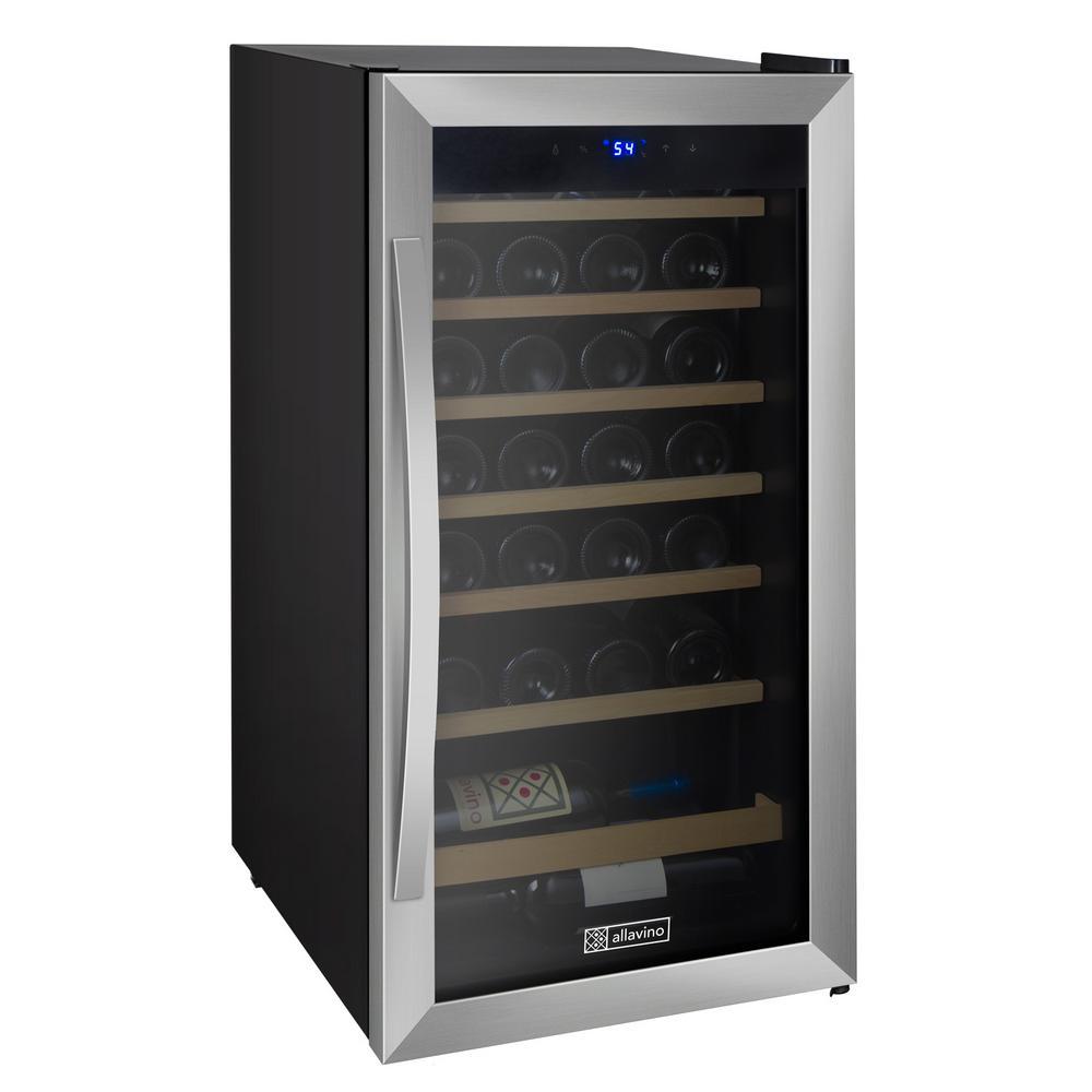 Cascina Series 28-Bottle Freestanding Wine Cooler