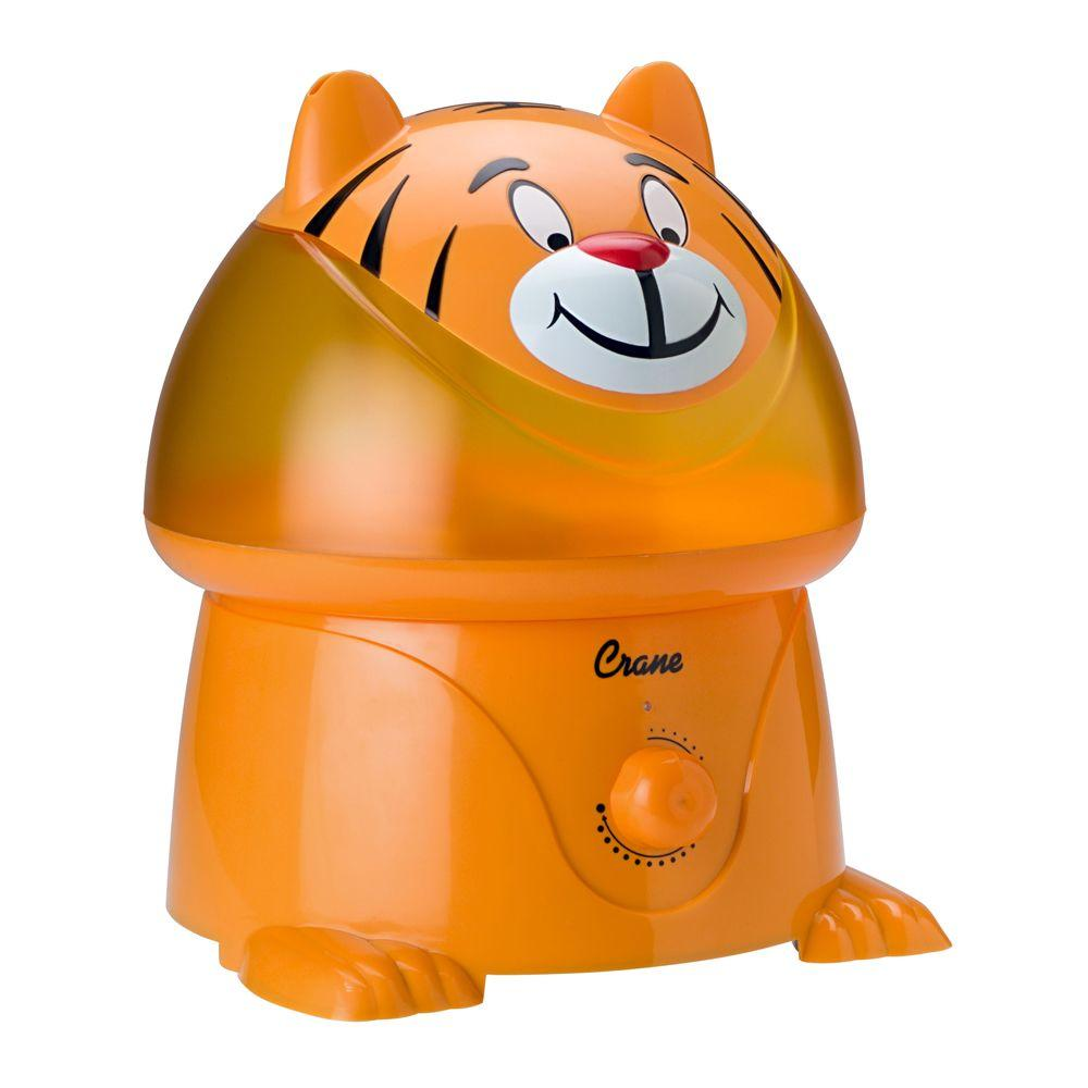 Crane 1-Gal. Cool Mist Humidifier - Tiger