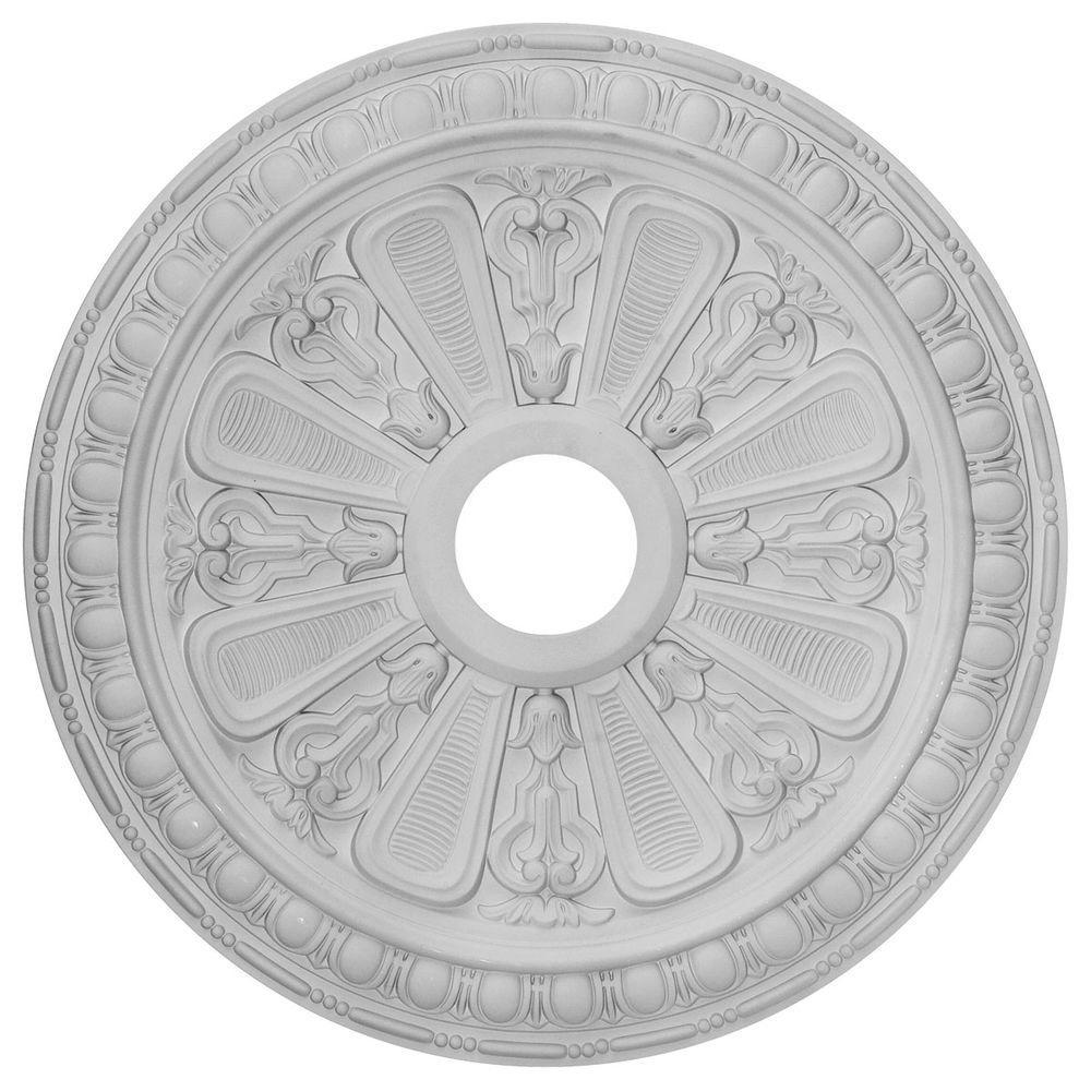 23-1/2 in. Bristol Ceiling Medallion