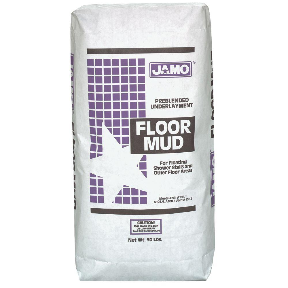 Custom Building Products Jamo Floor Mud 50 Lb. Pre Blended Underlayment