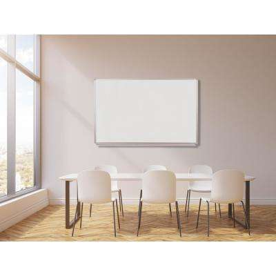 48 in. x 36 in. Wallboard, White
