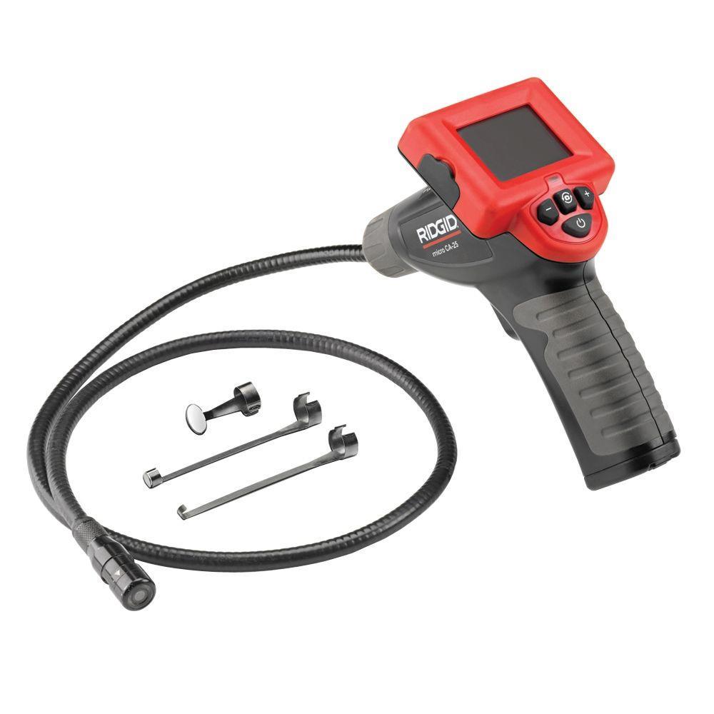 Ridgid Micro CA25 Inspection Camera by RIDGID