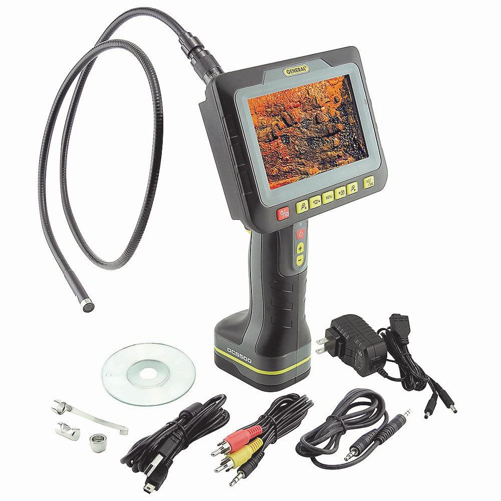 General Tools Wireless Recording Video Inspection System ...