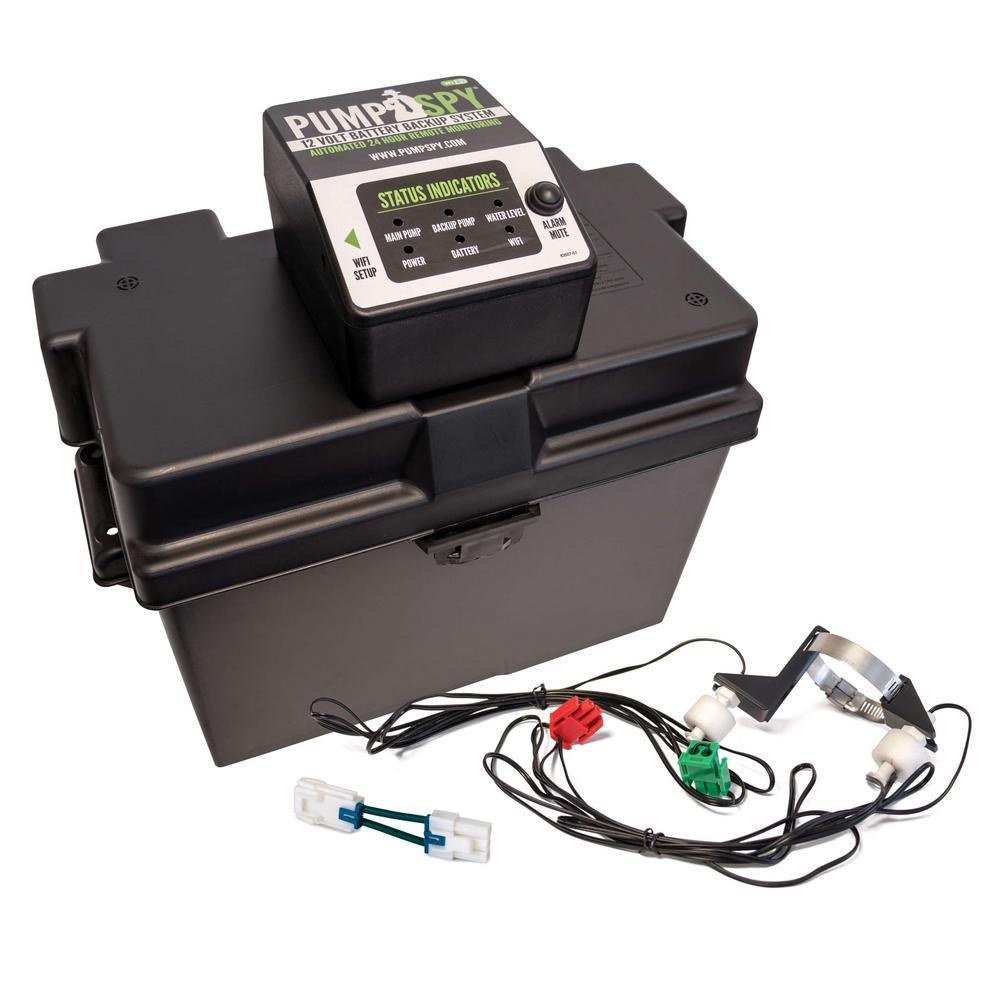Wi-Fi Connected Upgrade Kit for Wayne Backup Pumps