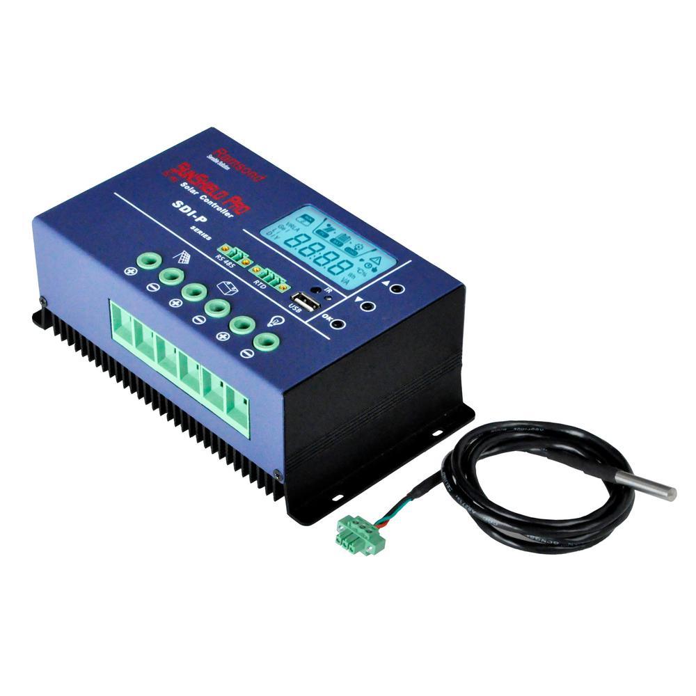 12/24/48-Volt 60-Amp Sunshield PRO Solar Charge Controller