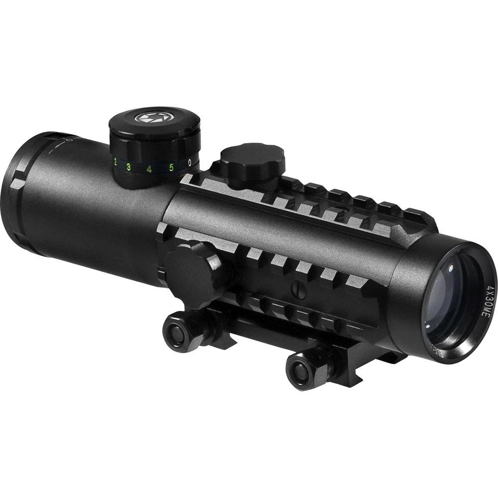 4x30 Hunting IR Multi-Rail Electro Sight