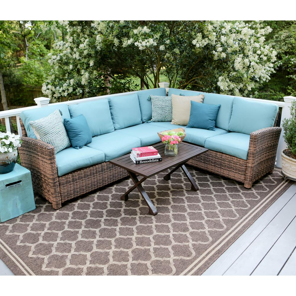 Home depot outdoor sectional
