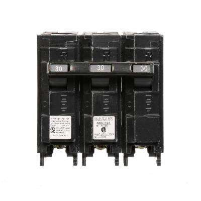 30 Amp Three-Pole Type HQP 66kA Circuit Breaker