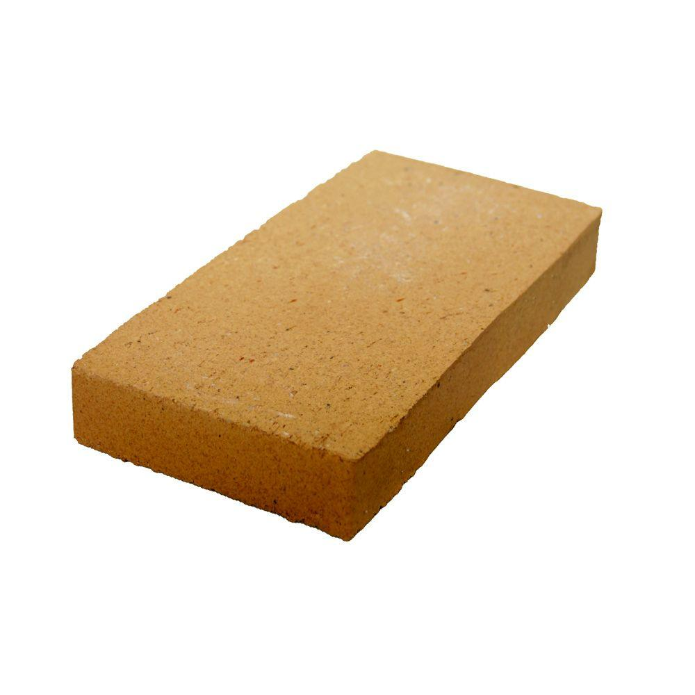 4-1/2 in. x 1-1/4 in. x 9 in. Fire Clay Brick