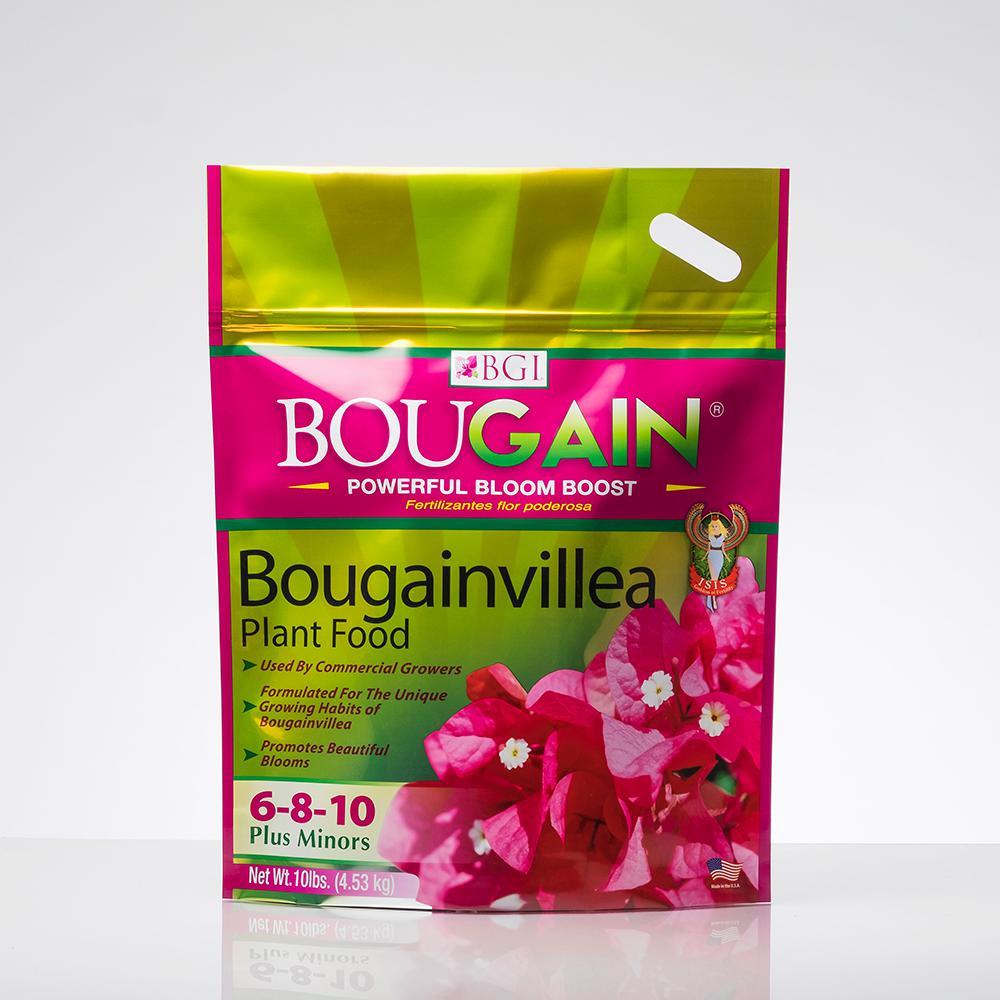 Bgi 10 Lb Bougainvillea Fertilizer Fboug10 The Home Depot Homeline 50 Amp 2pole Circuit Breakerhom250cp