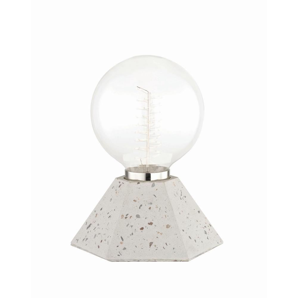 Mitzi By Hudson Valley Lighting Lynn 8 25 In Terrazzo Table Lamp