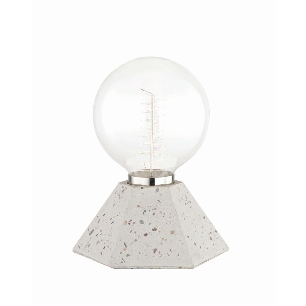 Lynn 8.25 in. Terrazzo Table Lamp