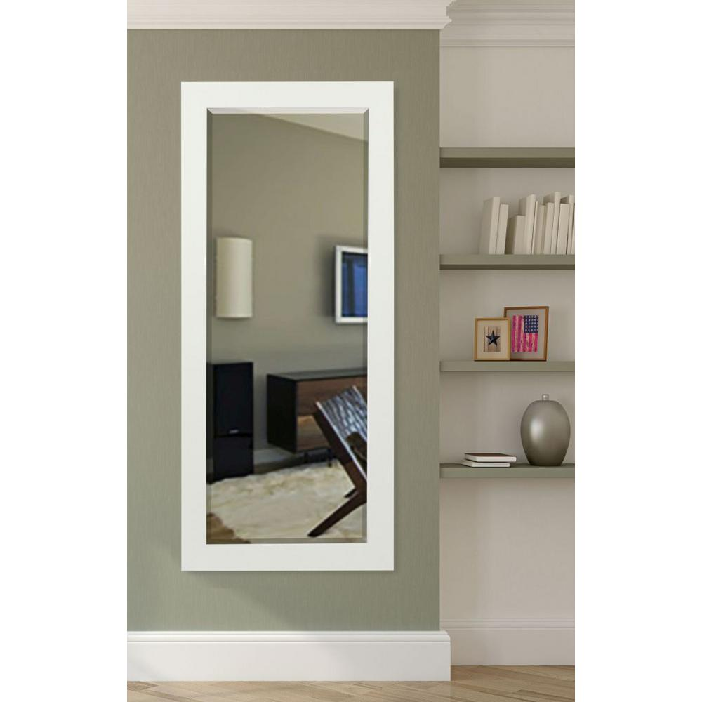 71 in x 30 5 in delta white extra tall vanity mirror for White tall wall mirror