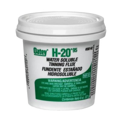 8 oz. Lead-Free Water Soluble Solder Tinning Flux