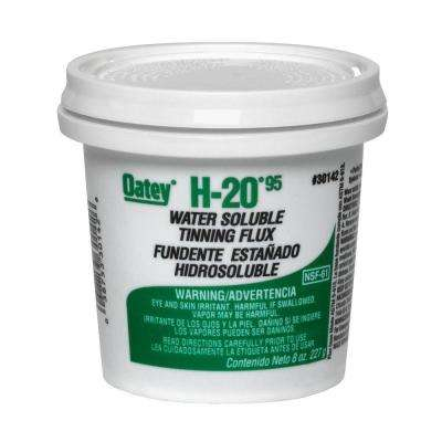 8 oz. Water Soluble Lead-Free Tinning Flux
