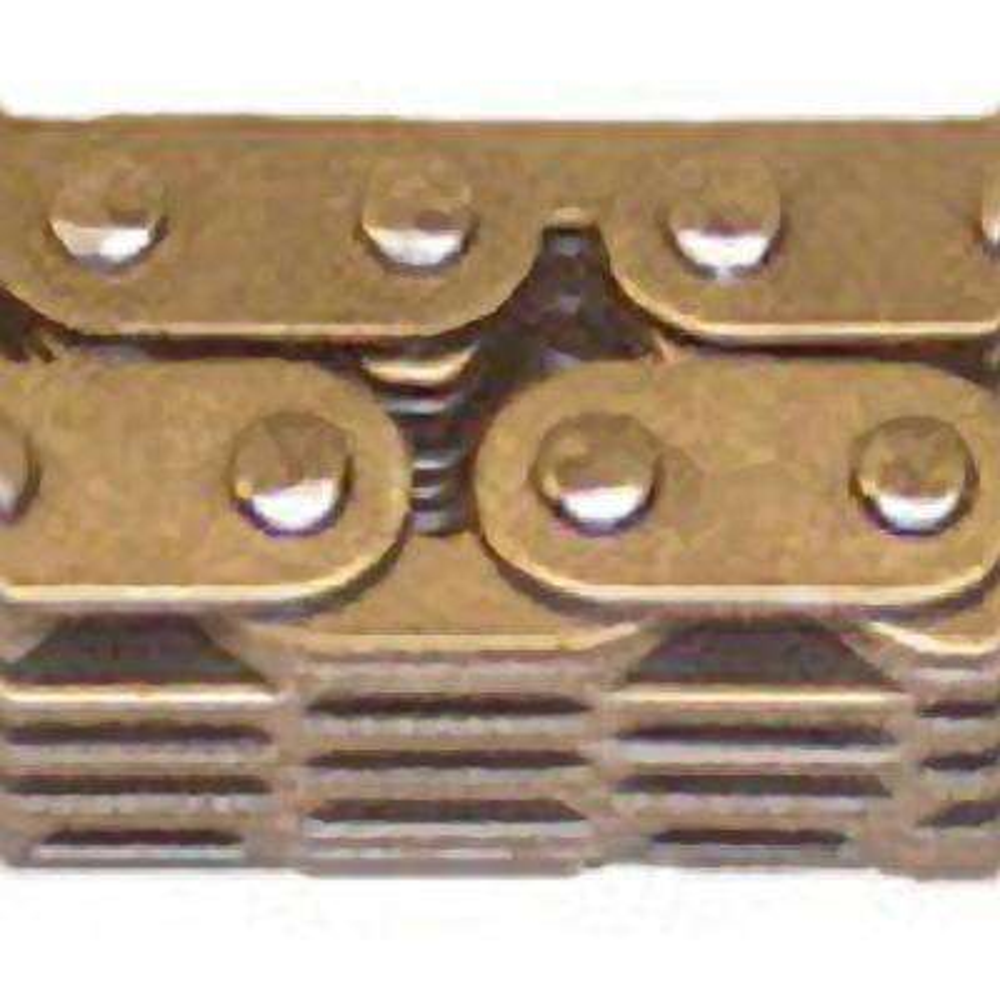 Center Engine Timing Chain fits 1987-1991 Pontiac Grand Am 6000