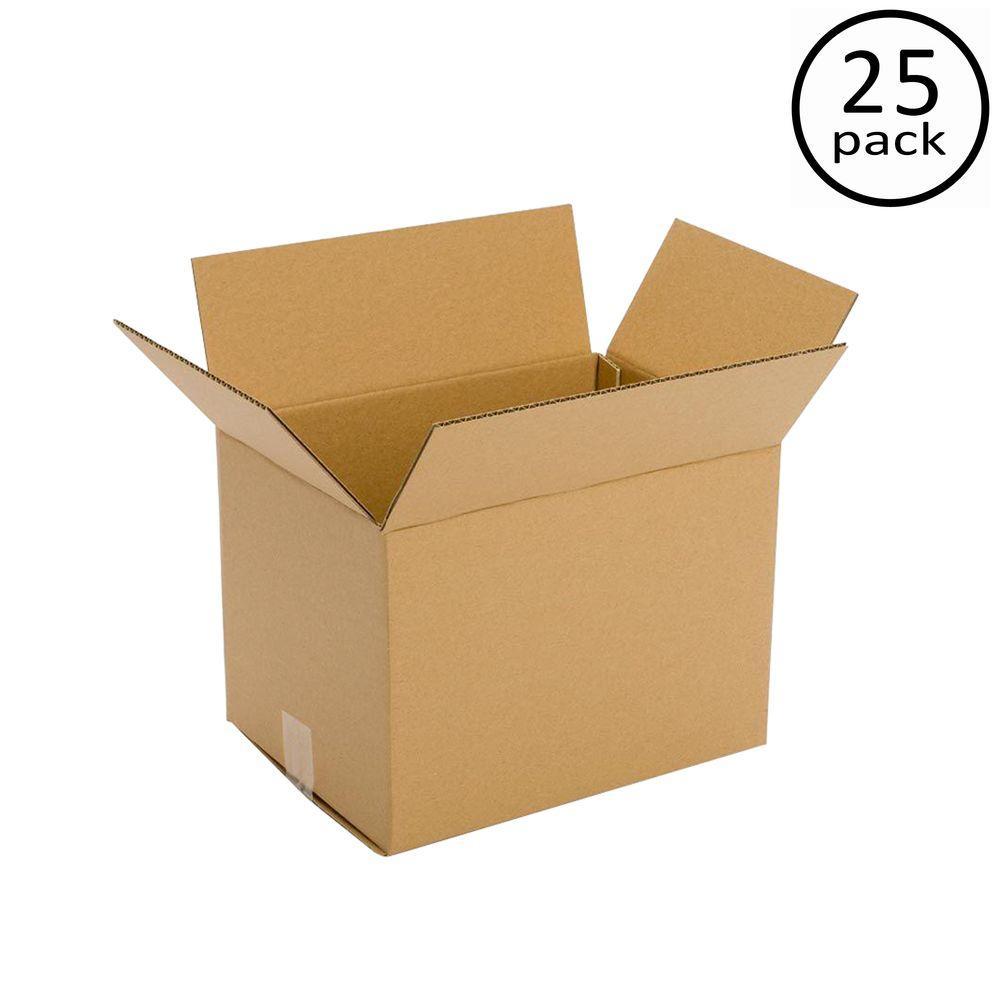 18 in. x 12 in. x 10 in. 25 Moving Box