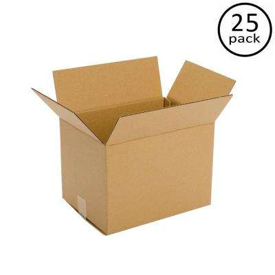 18 in. x 12 in. x 10 in. 25 Moving Box Bundle