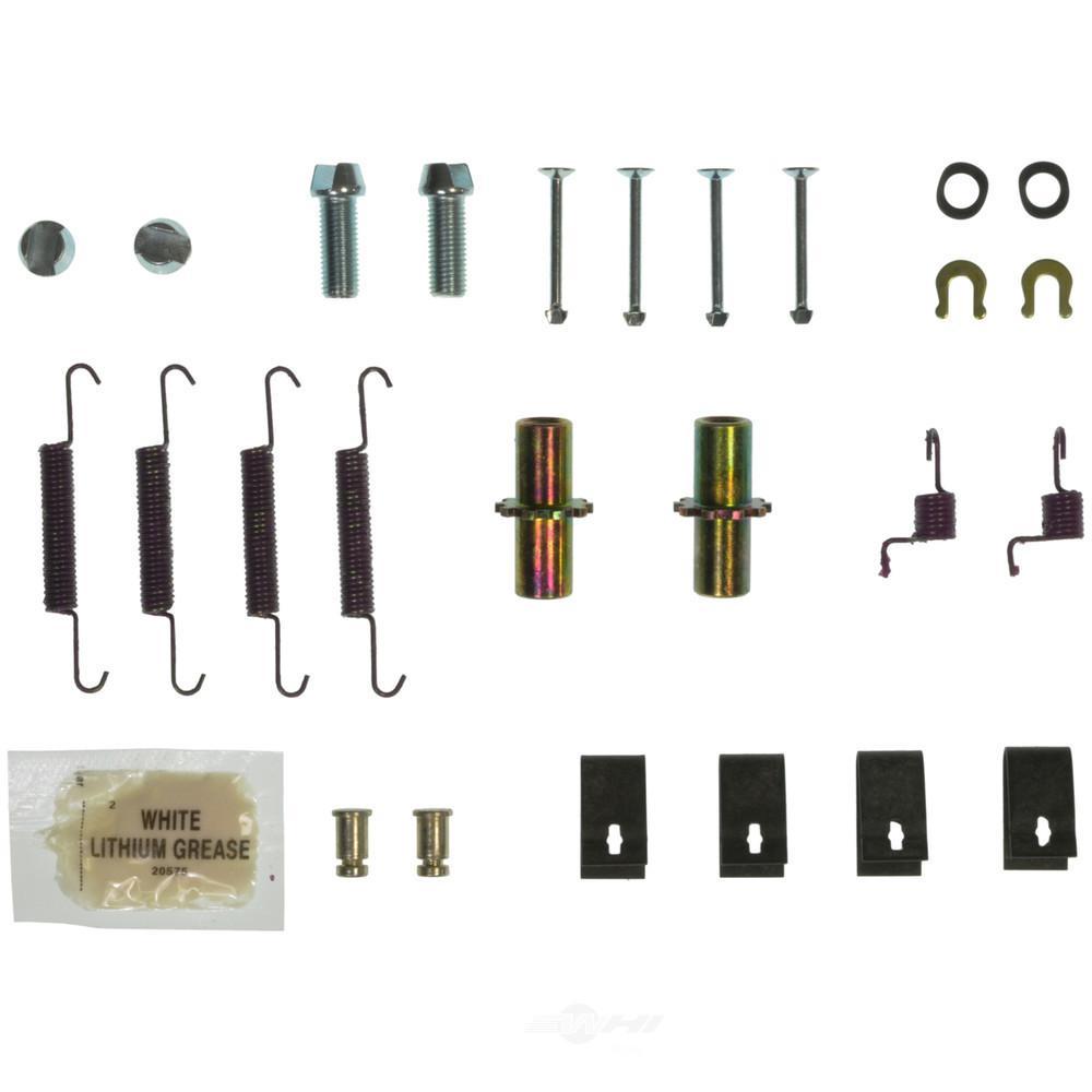 Rear Carlson Parking Brake Hardware Kit fits Acura CL 2001-2003 27NVGB