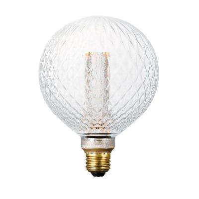 60-Watt Equivalent G40 Dimmable LED Light Bulb (1-Bulb)