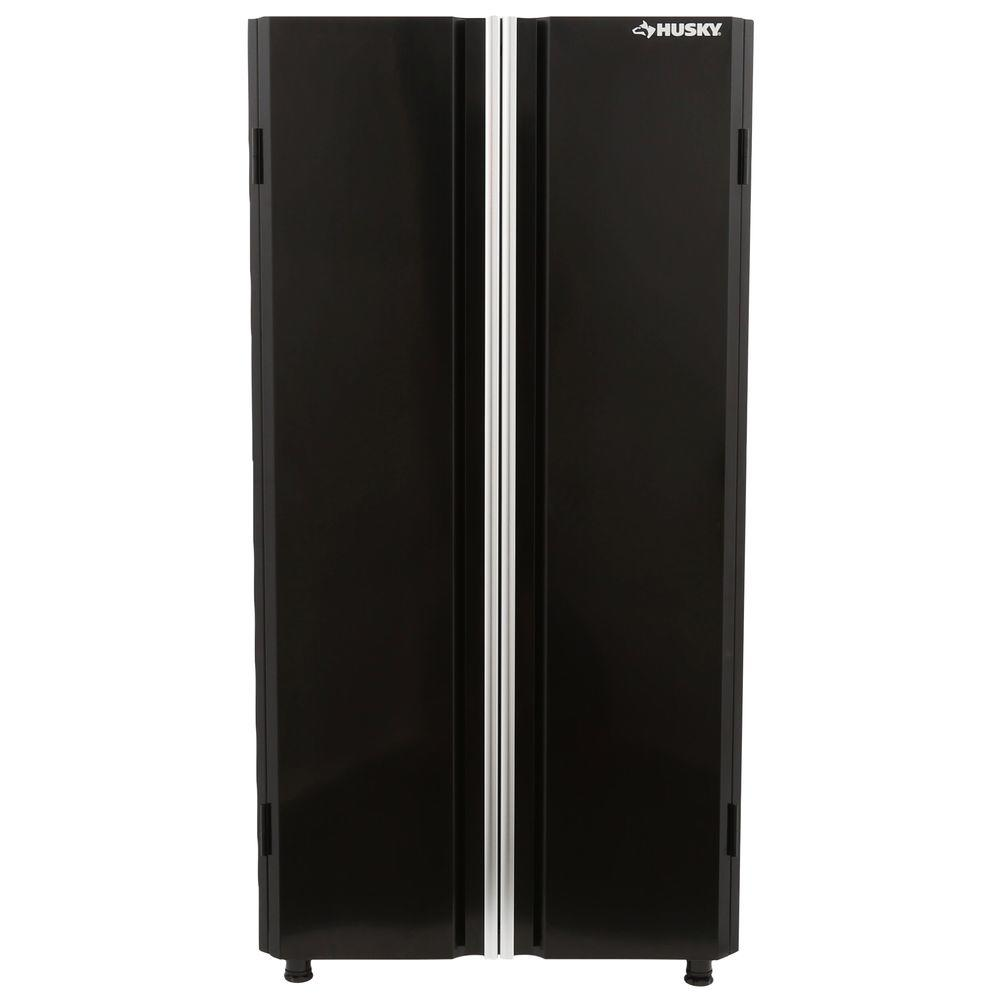 72 In. H X 36 In. W X 18 In. D Steel Tall