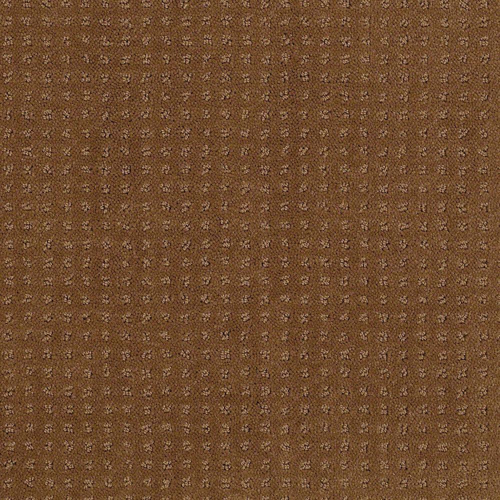 Carpet Sample - Sand Piper - Color Cork Board 8 in. x 8 in.