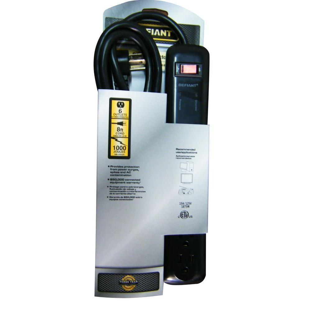 Extension Cords & Surge Protectors - Electrical - The Home Depot