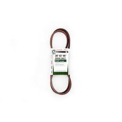 38 in., 42 in. and 46 in. Drive Belt Replaces O.E # 954-04249, 754-04249, 954-04249A, 754-04249A