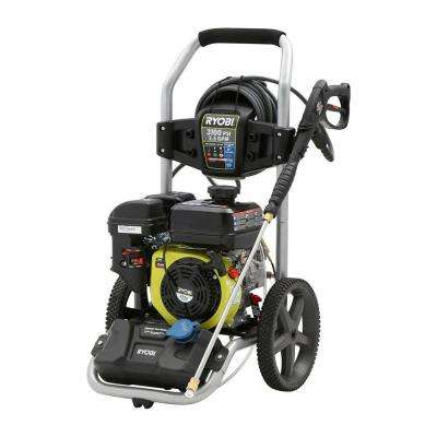 3,100-PSI 2.5-GPM 212cc Gas Pressure Washer with Idle Down