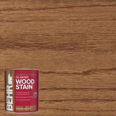 1 qt. #TIS-516 Early American Transparent Oil-Based Advanced Formula Interior Wood Stain