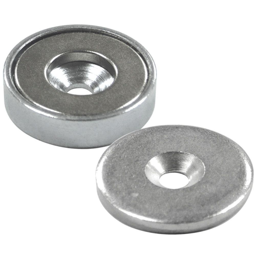 30 lb. Neodymium Latch Kit Magnetic Pull