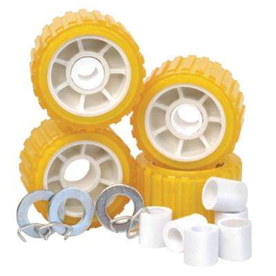 Ribbed Wobble Roller Kit