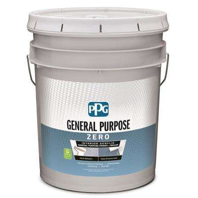 5 gal. White Interior General Purpose Primer Zero VOC