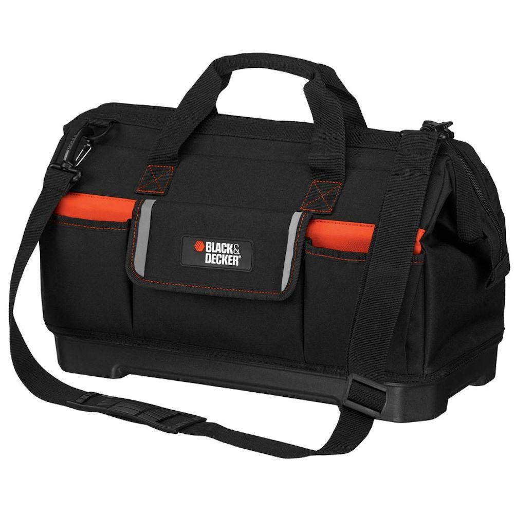 BLACK+DECKER 21 in. Wide-Mouth Matrix Tool Bag