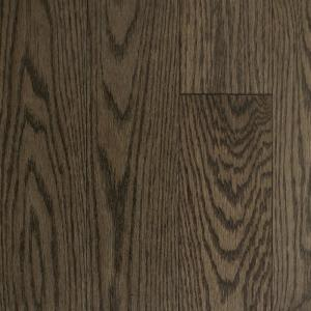 Blue Ridge Hardwood Flooring Oak Shale 3 4 In Thick X 5