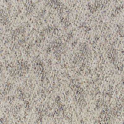 Kent - Color Mineral Beige Berber 12 ft. Carpet