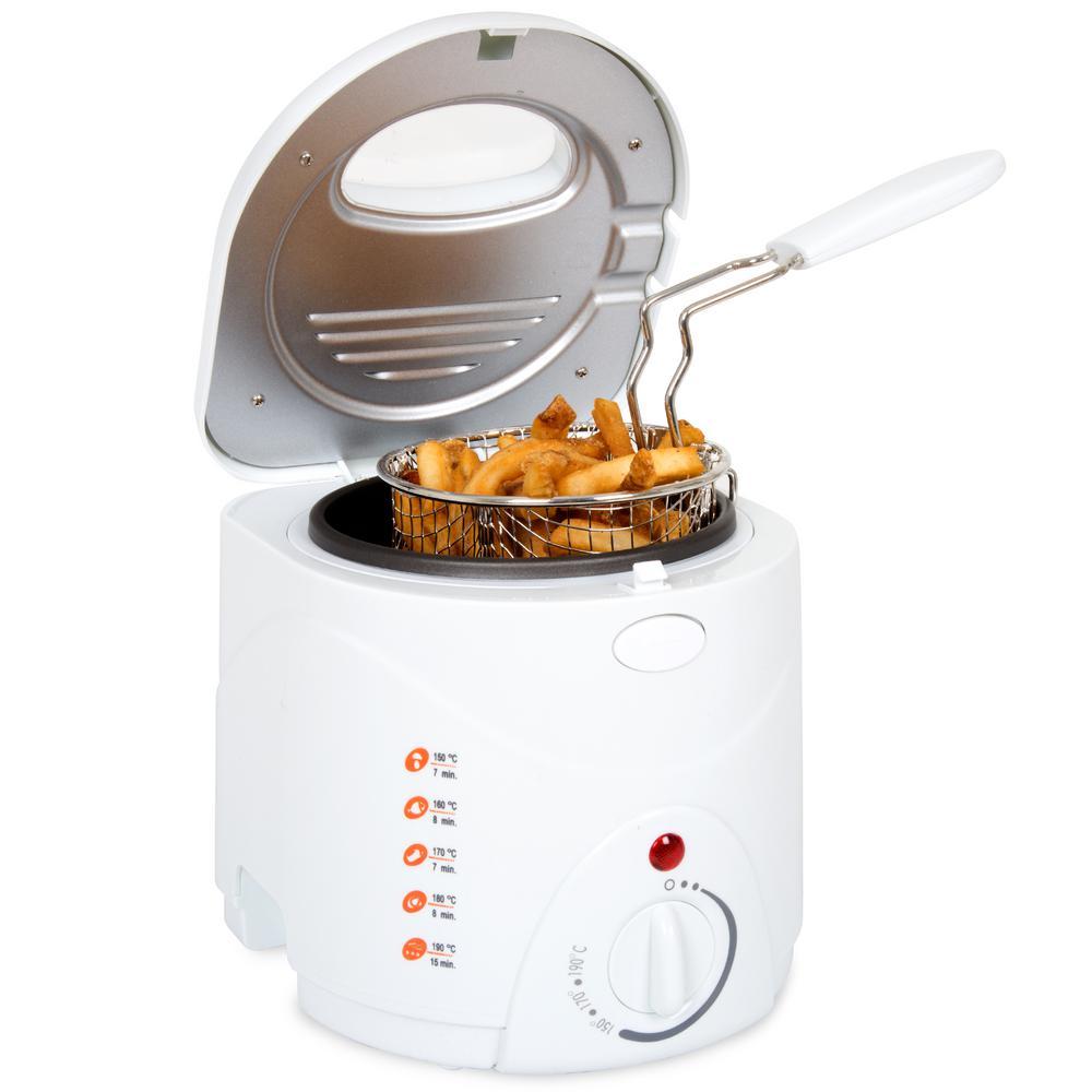Trademark 1 l Cool Touch Deep Fryer