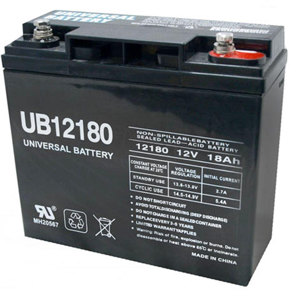 Upg Sla 12 Volt 72 Ah F1 Terminal Battery Ub1272 The Home Depot Following Circuit Shows A Simple Automatic 6 4 To 10 I4 Internal Threaded Post