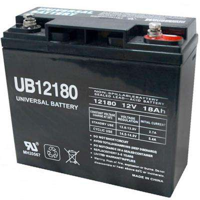 SLA 12 -Volt I4 Internal Threaded Post Battery
