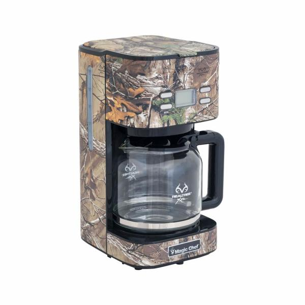 Magic Chef 12-Cup Realtree Xtra Camoflauge Drip Coffee Maker