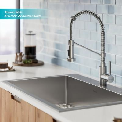 Pull Down Kitchen Faucets Kitchen Faucets The Home Depot