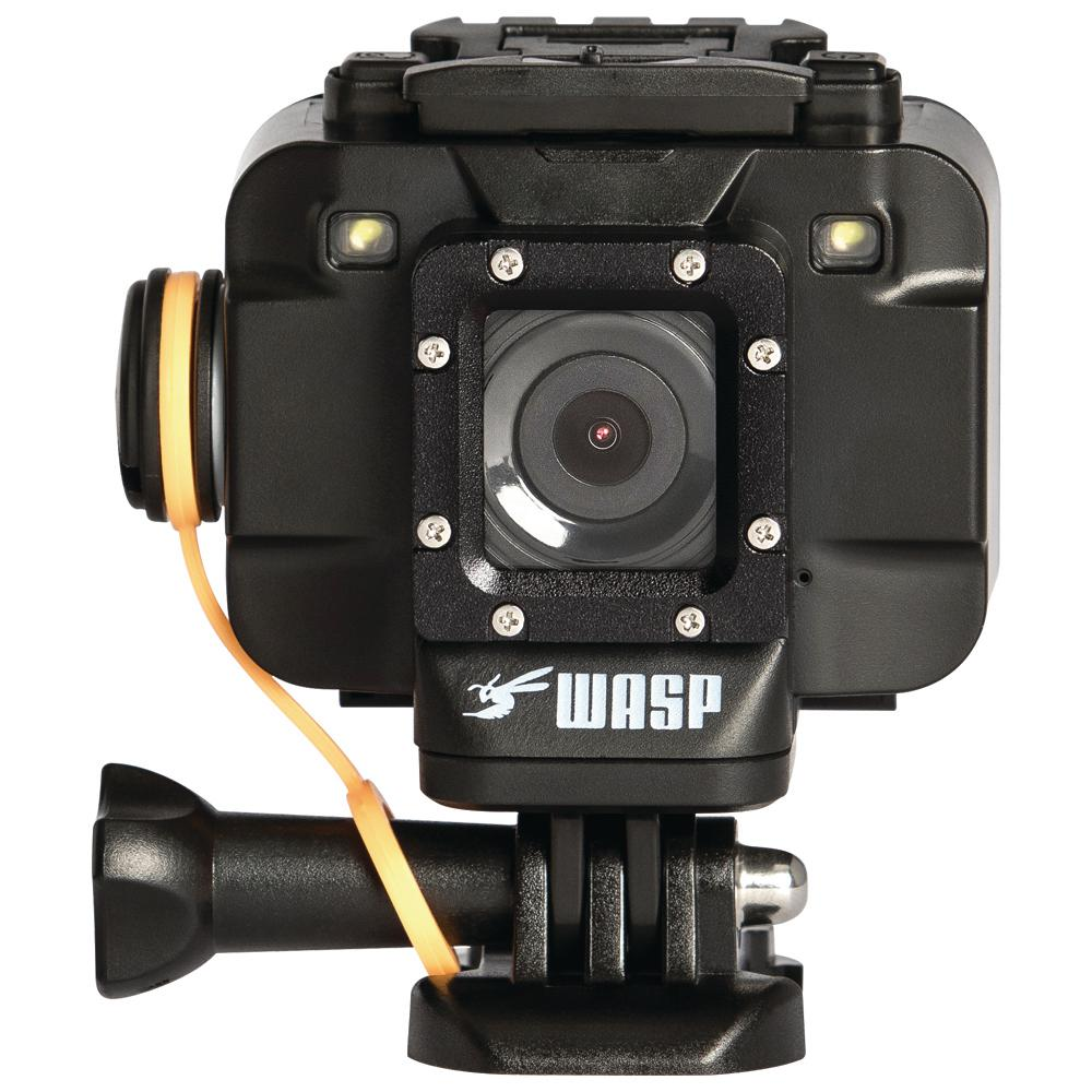 Cobra 1080p Waterproof Wi-Fi Action Sports Camera, Black