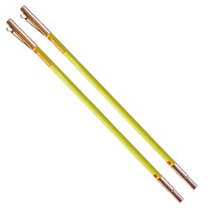 Jameson FG 6 ft. Fiberglass Extension Pole for Tree Pruner or Saw (2-Pack) by Jameson